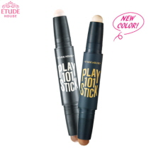 ETUDE HOUSE Play 101 Stick Contour Duo 1.7g*2 [02 Light Base + Dark Shading], ETUDE HOUSE